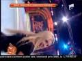 """Ana Maria Mocanu, dezgolită pe jumătate la """"Un show păcătos"""""""