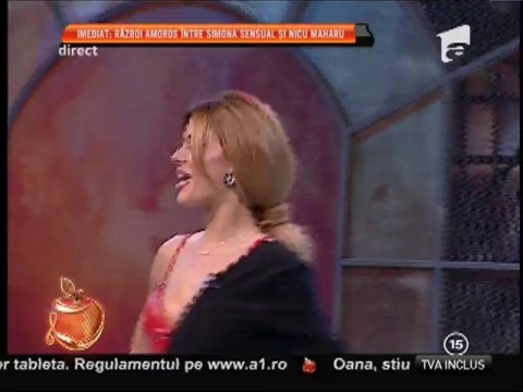 Ana Mocanu şi Loredana Chivu, dans fermecător