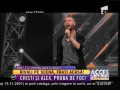 Cristi și Alex, rivali pe scena X Factor şi fraţi în viaţa de zi cu zi