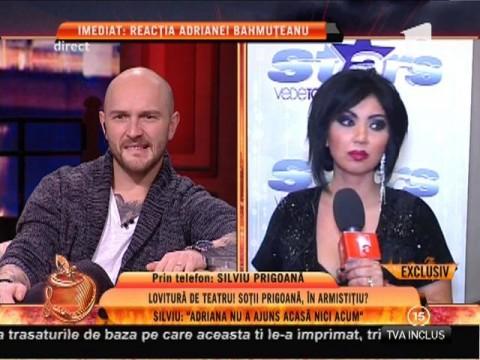 """Silviu Prigoană: """"Adriana este vedeta familiei!"""""""