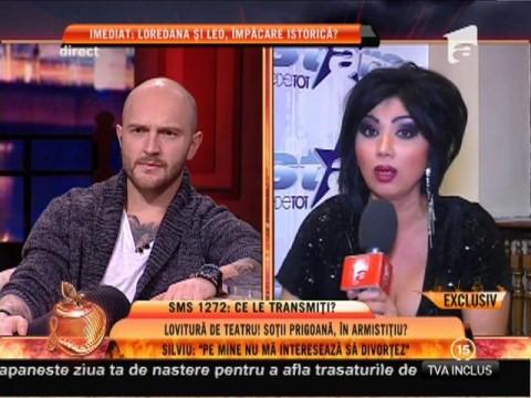 """Adriana Bahmuţeanu: """"Îmi doresc o separare amiabilă!"""""""