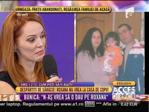 """Florentina Fântânaru, în lacrimi, la """"Acces Direct""""!"""