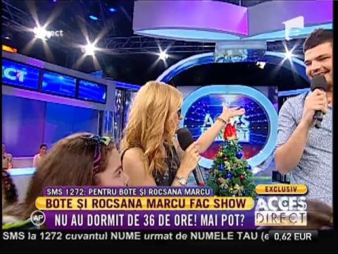 Rocsana Marcu şi Răzvan Botezatu fac show!