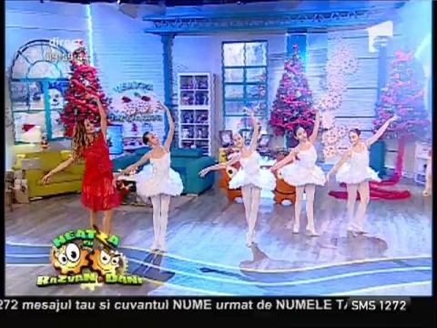 Flavia Mihășan, spectacol de balet la Neatza