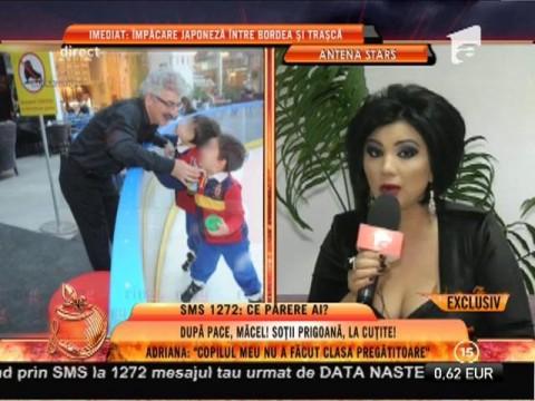 """Adriana Bahmuţeanu: """"Prigoană îi duce pe copii cu forţa la munte"""""""