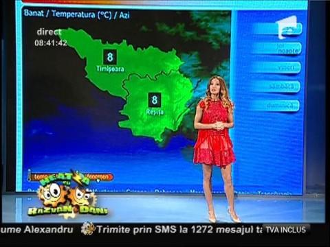 Vremea cu Flavia Mihăşan  17/12/2014