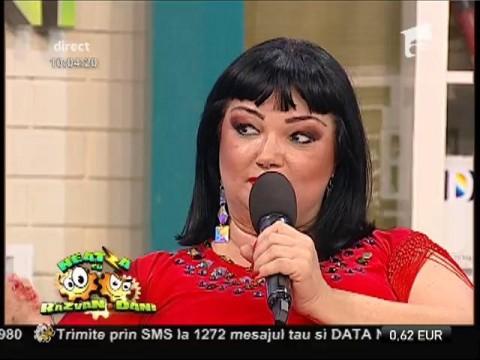 Adora și Ozana Barabancea, colaborare de succes