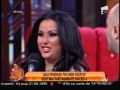 """Gala Premiilor Un Show Păcătos! Daniela Crudu, premiul I la categoria """"Papucii de cleştar"""""""