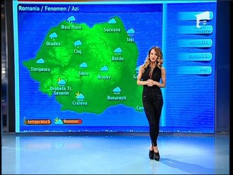 Vremea cu Flavia Mihăşan 19/12/2014