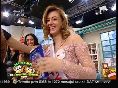"""Georgia Dumitru, câștigătoarea celei de-a 3-a ediții """"Ce mai sexy mămică"""""""