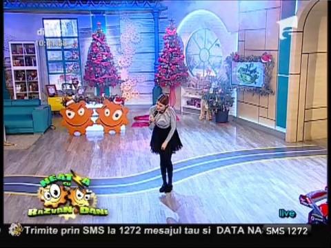 """Live! Dalma - """"Crăciunul ideal"""""""