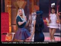 Bianca Drăgușanu și Daniela Crudu, dans păcătos