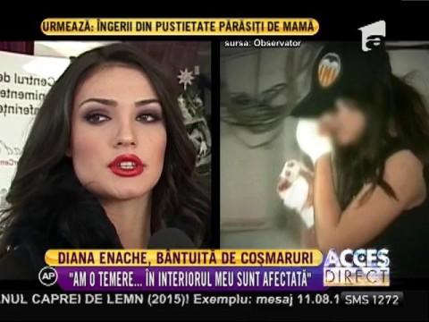 Diana Enache nu poate uita nici acum trauma