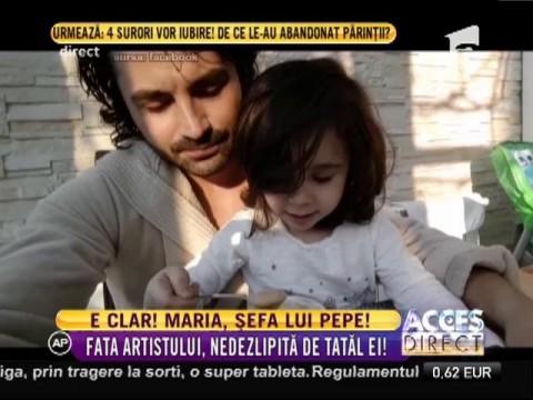 Maria, șefa lui Pepe