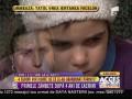 Primele zâmbete, ale celor patru fetițe abandonate de părinți, după patru ani de lacrimi