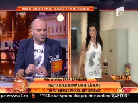 """Oana Zăvoranu: """"Trebuie să-i dau lui Pepe 100 de milioane!"""""""