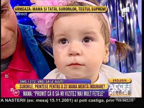 """Mama Daniela: """"Sunt vinovată că mi-am lăsat fetele!"""""""