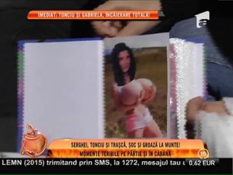 Serghei, Tonciu şi Traşcă, şoc şi groază la munte! 02