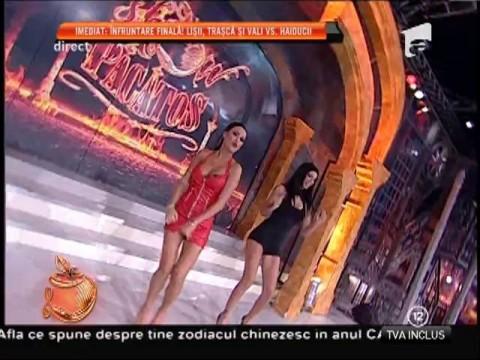 Daniela Crudu și Andreea Tonciu, dans fără inhibiții