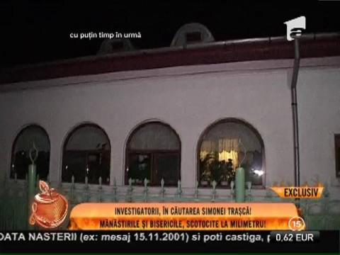 Simona Trașcă s-a retras la mănăstire după parastasul fratelui ei