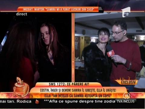 """Iubita lui Costin Mărculescu, ieșire nervoasă din platoul """"Un show păcătos"""""""