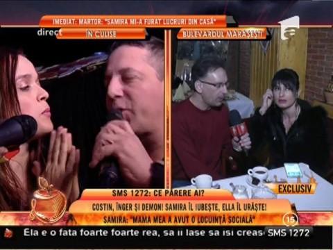 """Costin Mărculescu: """"Pe Samira am iubit-o trecător,13 ani"""""""