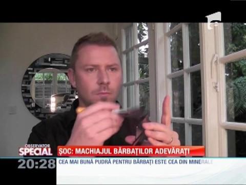 Special Machiajul Bărbaților Adevărați Stirile Antena 1 Observator