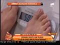 Oana Zăvoranu s-a cântărit în direct! Iată câte kilograme are vedeta!