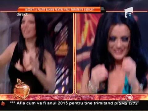 Daniela Crudu şi Andreea Tonciu îţi vor pune sângele în mişcare cu dansul ăsta!
