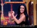 """Tonciu şi Cruduţa au încins atmosfera la """"Un show păcătos""""!"""