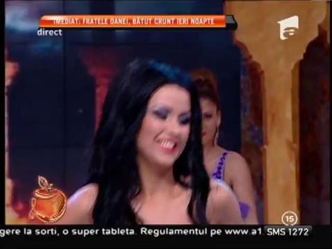 Andreea Tonciu şi Daniela Crudu, dans sexy!
