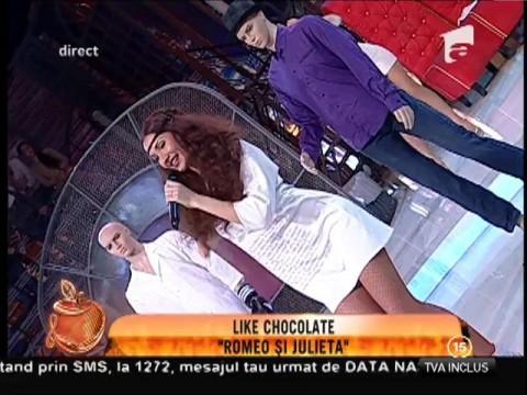 "Like Chocolate - ""Romeo şi Julieta"""