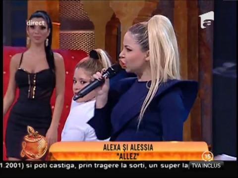"""Alexa feat. Alessia - """"Allez"""