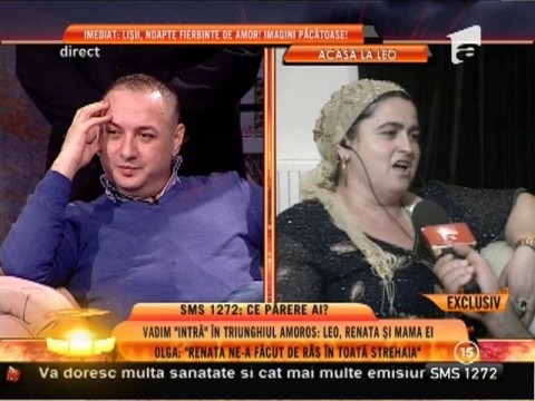 """Olga, sora lui Leo: """"Renata ne-a făcut de râs în toată Strehaia"""""""