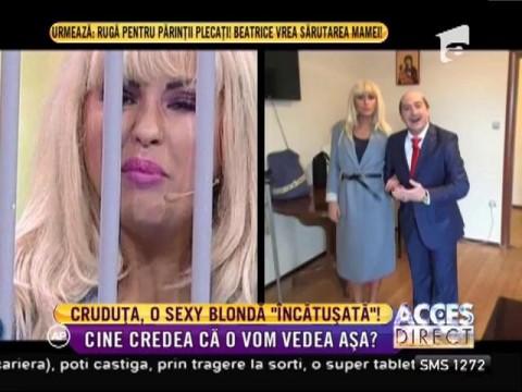 Cruduţa a intrat în pielea Elenei Udrea!