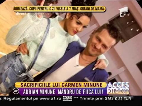 Carmen Minune a lăsat la o parte viaţa amoroasă pentru carieră!