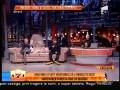 Nicolae Guță s-a costumat în scafandru de frica Danei Roba!