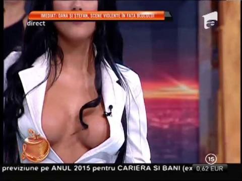 Andreea Tonciu şi Daniela Crudu, dans fără inhibiții