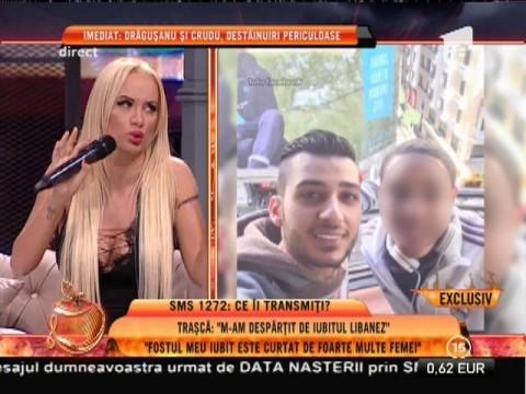 """Simona Traşcă: """"M-am despărţit de iubitul libanez"""""""