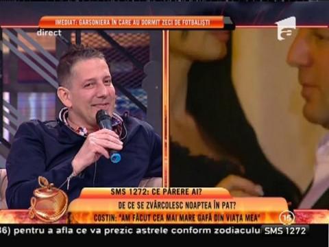 """Costin Mărculescu: """"Ela mi-a spus în noaptea cununiei că divorţează"""""""