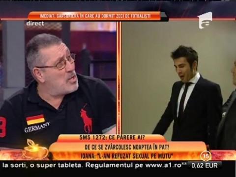 """Ioana Popescu:"""" L-am refuzat sexual pe Adrian Mutu"""""""
