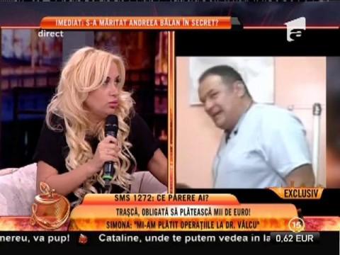 Simona Trască, obligată să plătească mii de euro!