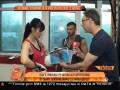 Costin Mărculescu, provocat de fosta soție la un meci de box!