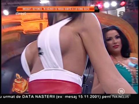 Uite cum  arată acum megasilicoanele Andreei Tonciu!