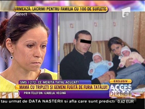 """Izabela, vecina Ionicăi: """"O vedeam cum pleca noaptea cu copiii de acasă!"""""""