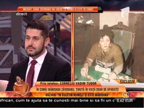 Mărioara Zăvoranu a intrat în comă!