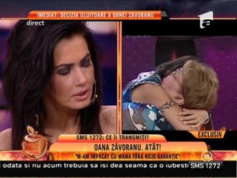 """Oana Zăvoranu: """"Mă rugam să mă împac cu mama"""""""