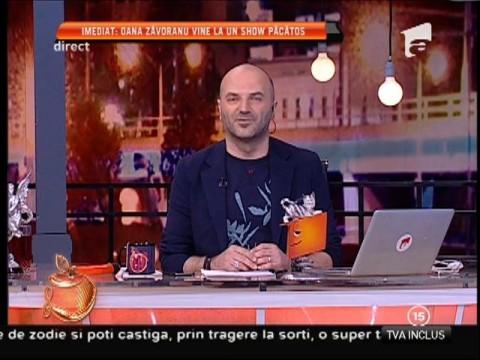 """Andreea Tonciu, părăsește emisiunea """"Un show păcătos""""!"""