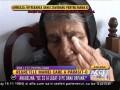 Lacrimi și disperare în ochii mamei Mărioarei Zăvoranu