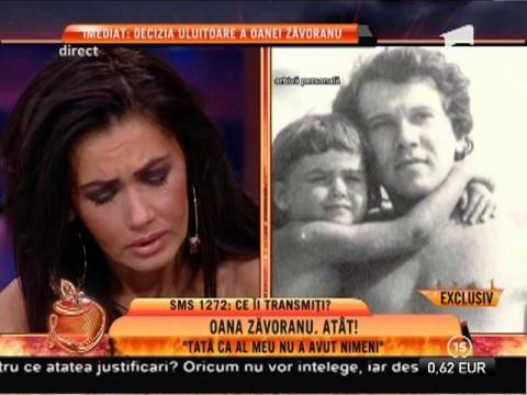 """Oana Zăvoranu: """"Vreau să-mi schimb numele în Bănicioiu"""""""